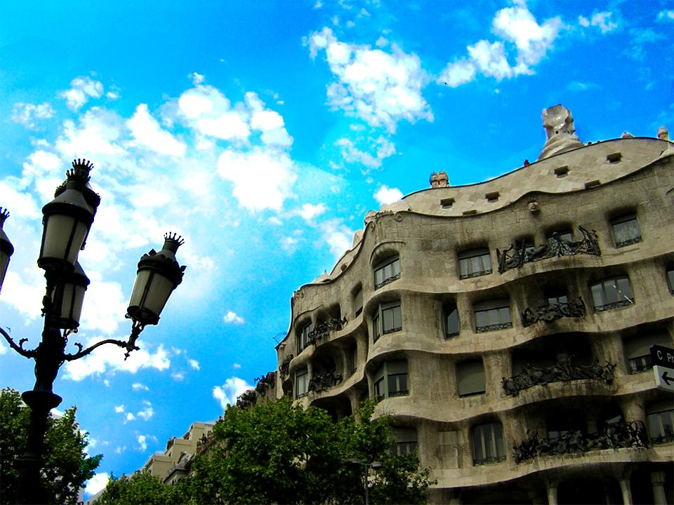 Pulserende Barcelona