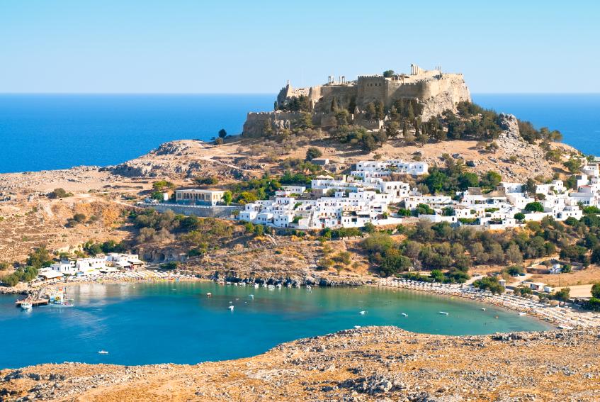 Rhodos – en vakker gresk øy