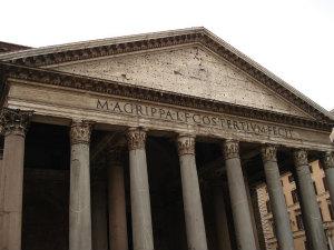 Pantheon – En severdighet i Roma